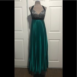 Masquerade Evening Gown